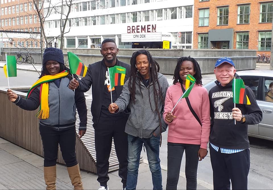 Zambian Artist's In Denmark For World Premier