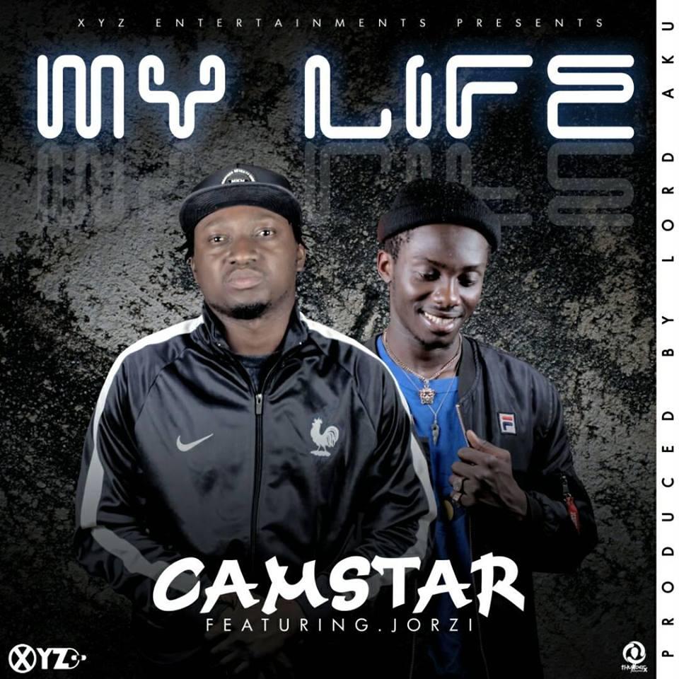 Camstar - My Life Ft. Jorzi (Prod. Lord Aku)