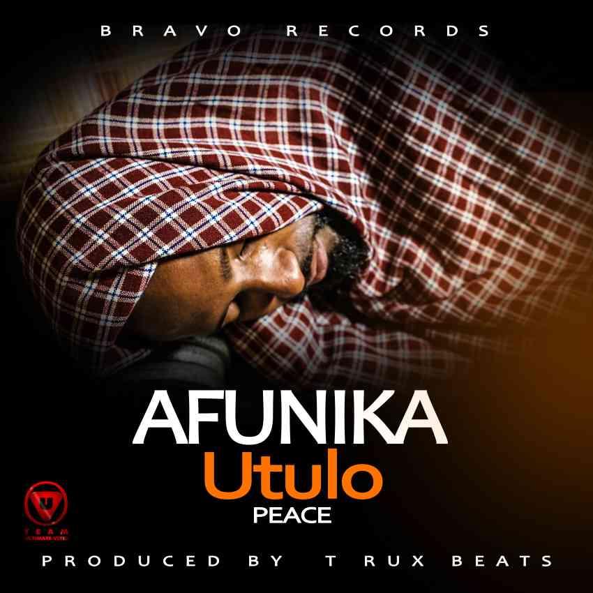 """Afunika – """"Utulo (Peace)"""""""