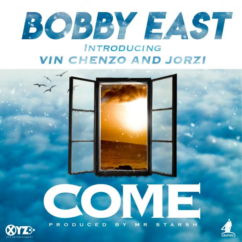 """Bobby Eastcomes back with a newly released hit banger titled """"Come"""" . Bringing in the spotlight Chenzo & Jorzi . With music making air waves like """"Vandamme"""" and """"for a long time"""". Not forgetting his acting career.Mr Starsh on production."""
