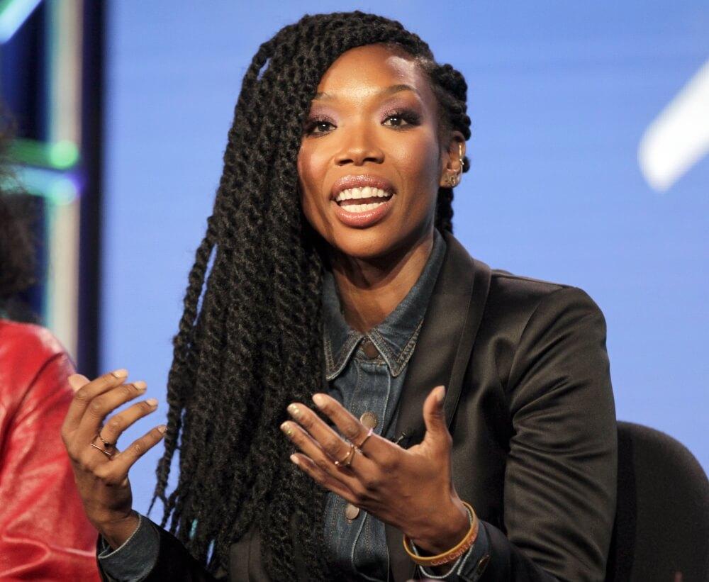 Brandy will not headline the 2019 Stanbic Music Festival