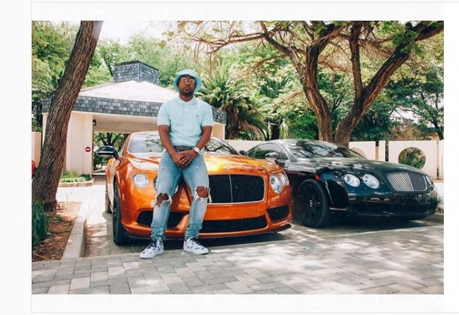 Cassper Nyovest Cars Collection, House And Net Worth (With Photos)