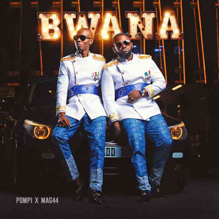 """Finally Pompi & Mag44 Release Their Joint Album """"Bwana"""""""