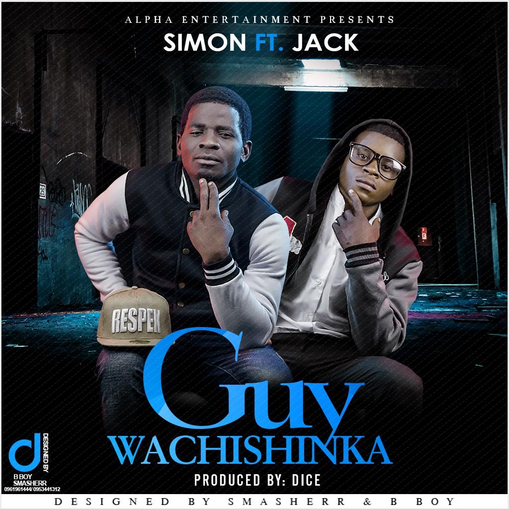 Guy Wachishinka