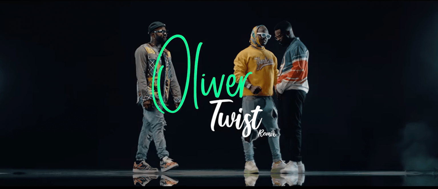"VIDEO: Skales – ""Oliver Twist II REMIX"" ft. Falz , Harmonize"