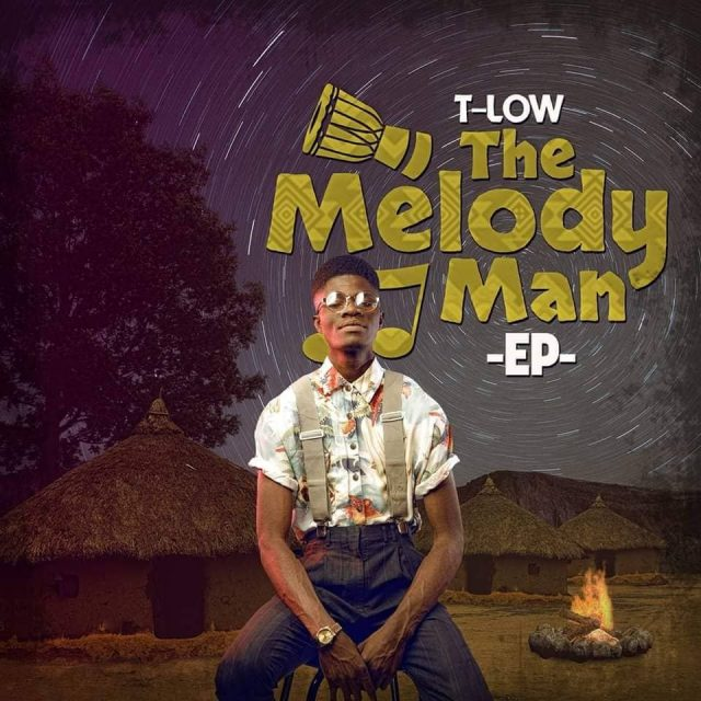 """EP """"The Melody Man"""""""