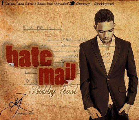 Bobby East - Hate Mail