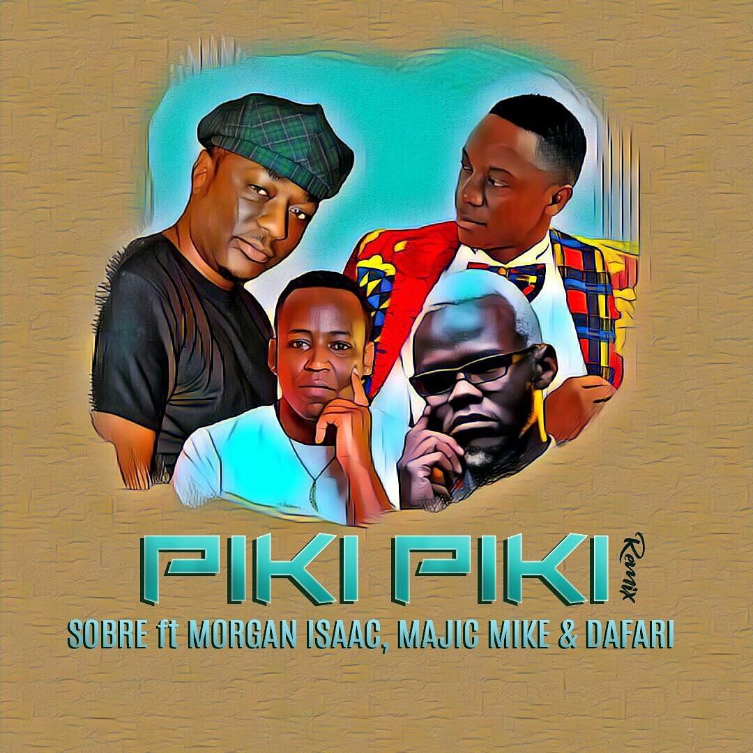 Sobre ft. Morgan, Magic Mike & Dafari - PIKI PIKI
