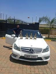 Yo-Maps owns a 2016 Mercedes-Benz C-Class