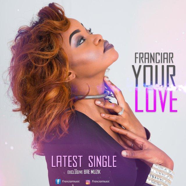 Franciar - Your love