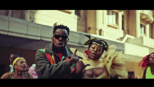 "VIDEO: Patoranking ft. Busiswa – ""Open Fire"""
