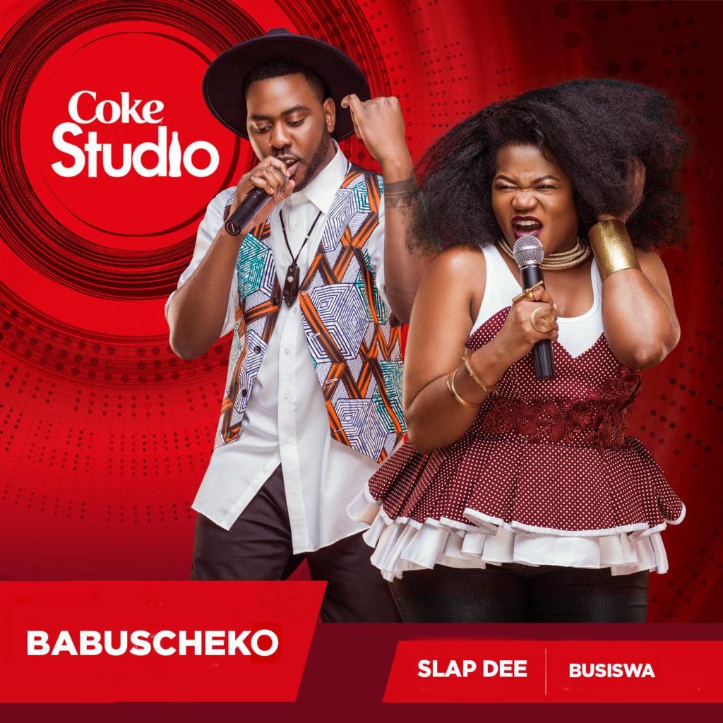 Slap Dee And Busiswa@Coke Studio Africa